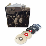 A ha   Hunting High And Low 30th An  [4cd dvd] Importado Lac